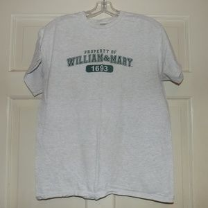 College of William & Mary T-shirt